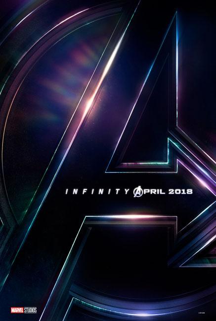 Avengers Infinity War - Marvel - kulturmaterial