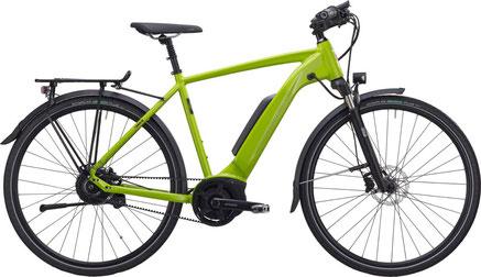 IBEX Comfort Trekking e-Bikes 2018