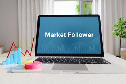 順張りのコツ 英語では順張りする人を「Market Follower」と言う(マーケットフォロワー)