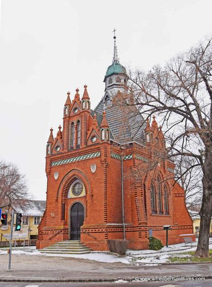 Evangelische Kirche in Mistelbach (Elisabeth-Kirche)