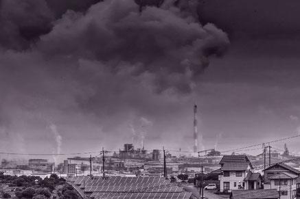 公害のイメージ