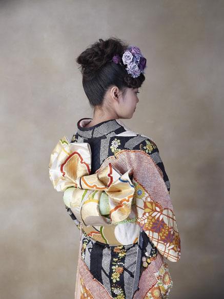 横浜・成人式 着付け・ヘアセット・メイクで人気の美容室Yume-Yui