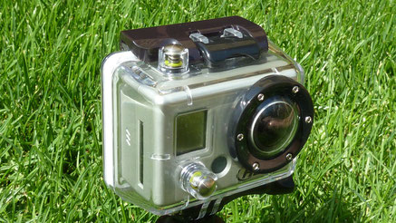 Go Pro Hero - Kamera für alle Fälle