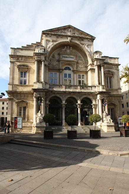 Bild: Théatre, Avignon