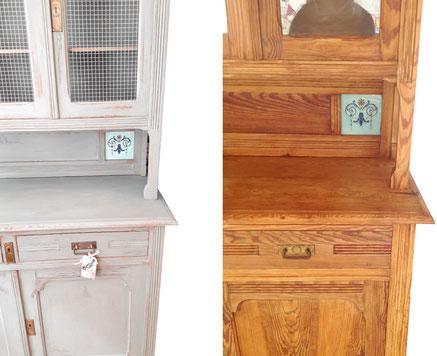 diy m bel streichen tipps tricks und anleitungen rund. Black Bedroom Furniture Sets. Home Design Ideas