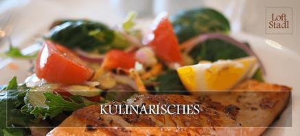 Kulinarische Veranstaltungen im LoftStadl in Landshut