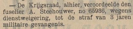 Het nieuws van den dag voor Nederlandsch-Indië 24-11-1914