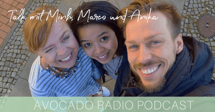 anika bors avocadoradio podcast