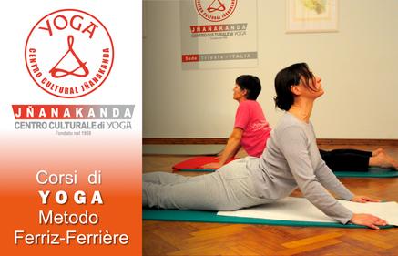 Corsi di Yoga a Trieste