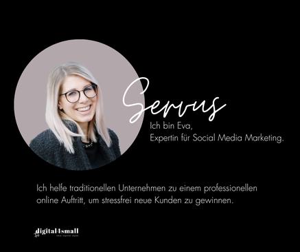 digital4small Eva Erdmann Social Media Instagram Facebook Pfaffenhofen Ingolstadt
