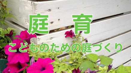子育て 育児 広島 廿日市 呉市 大竹市 知育 五感 庭づくり 庭育 こどものための庭づくり