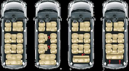 limousine, 4X4, circuit, sud, maroc