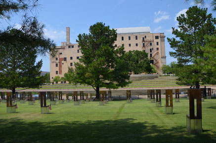Oklahoma National Monument
