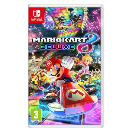 Mario Kart 8 Deluxe est prévule 28 avril2017 surNintendo Switch.