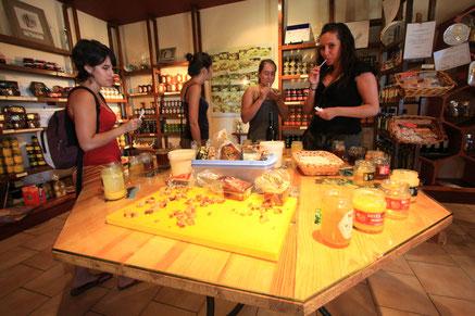 mieillerie des clauses à Montderet dans l'Aude