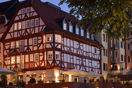 Relais & Châteaux Hotel Sonne Frankenberg
