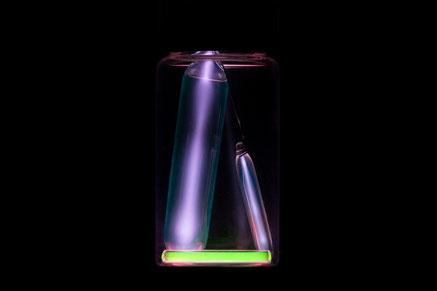 hydrogen gas ampoule, deuterium gas ampoule, tritium ampoule, ionized hydrogen gas, ionized deuterium gas, rarefied hydrogen gas, hydrogen gas ampoule for collection.