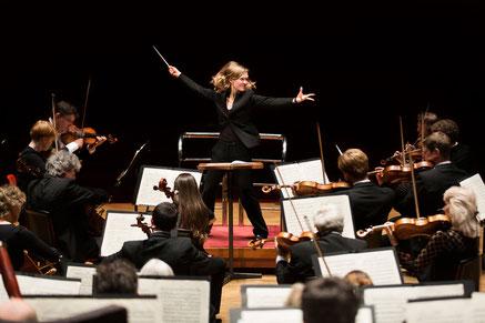 Das Bild zeigt: City of Birmingham Symphony Orchestra & Mirga Gražinytė-Tyla