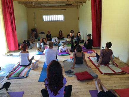 scuola di yoga torino meditazione