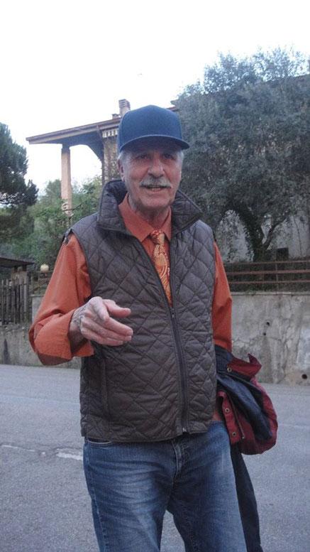 Foto tratta dal profilo  Facebook di Marco Zampini (Guanton)