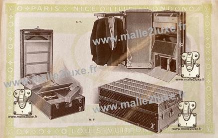 Page 32 - Louis Vuitton 1914 catalogu - Wardrobe