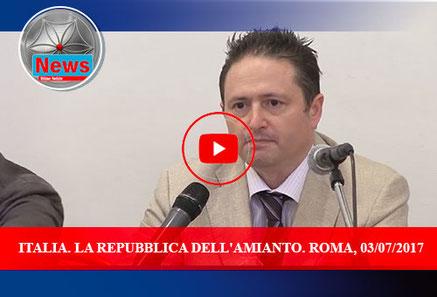 Ezio Bonanni II Rapporto mesoteliomi ONA