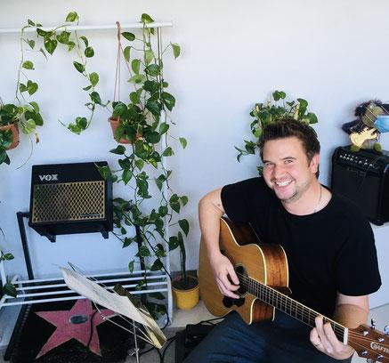 Gitarre Lernen in Düdingen - Gitarrenlehrer in Sensebezirk