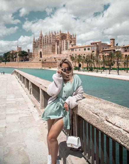 Zu sehen ist eine mögliche Bildidee für Palma de Mallorca.