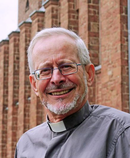 Pfarrer Jan. Mäuler // Foto: privat