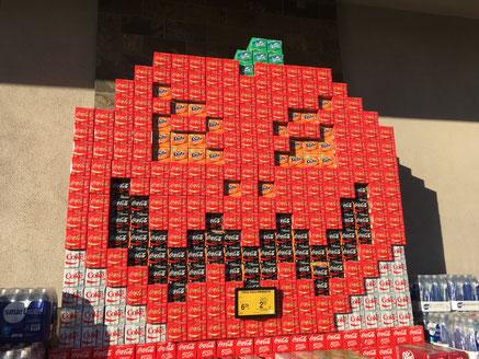Supermarkt Halloween deko