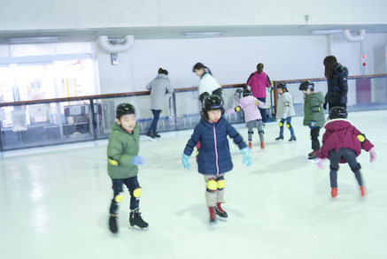 また、スケート行きたいな。
