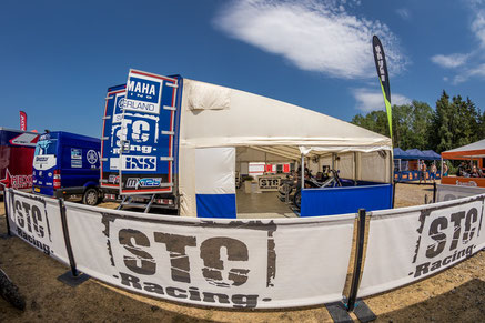 STC-Racing beim MXGP in Loket/CZE