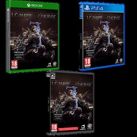 La Terre du Milieu : L'Ombre de la Guerre est prévupour le24août2017 surPC, Xbox One ( Xbox Play Anywhere )et PS4.