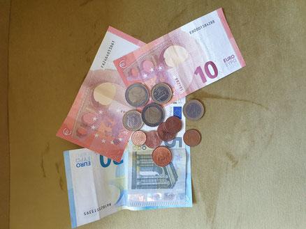 Glück und Zufriedenheit kann Geld nicht ersetzen
