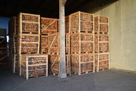 Rotbuche Premium Qualität auf ca. 20% Feuchtigkeit getrocknet