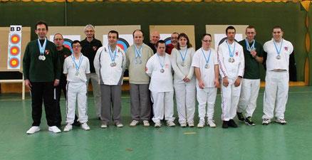 Les archers participants