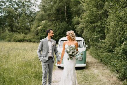 Allgäuer Bohochic Wedding
