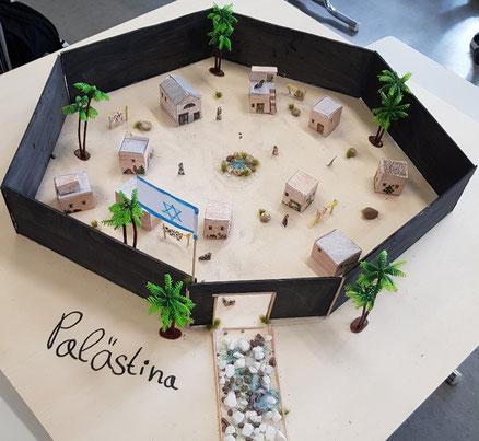 Projekt: Dorf zur Zeit Jesu (März 2020)