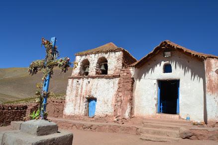 Iglesia de Machuca