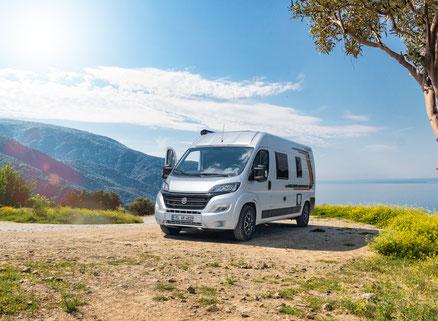 Caravan Pletz für Wohnmobilvermietung nahe Passau in Bayern