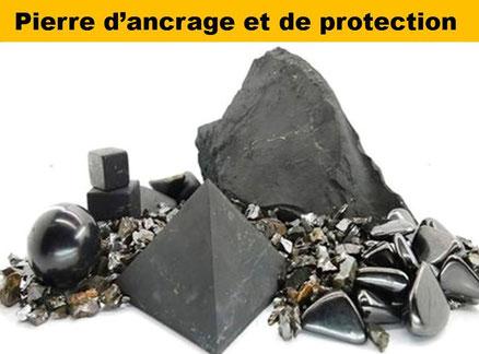 Pierre d'ancrage et de protection - Lithothérapie - Casa bien-être