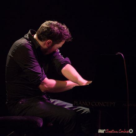 "Rémi Panossian ""Jeu de bras"", Rémi Panossian RP3 Trio, Festival JAZZ360 à Cénac"
