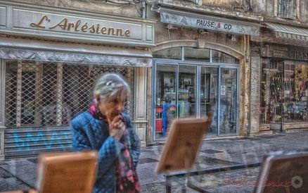 Arles, l'Arlésienne selon moi