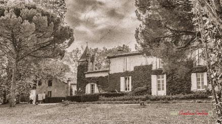 Domaine de Malagar. Centre François Mauriac, Saint-Maixant. 28/09/2019
