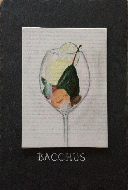 Bacchus Weisswein aus Deutschland