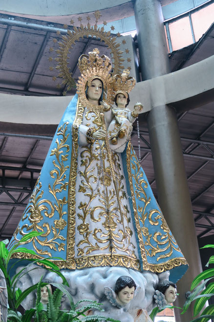 Our Lady of the Most Holy Rosary of Manaoag, Pangasinan Philippines