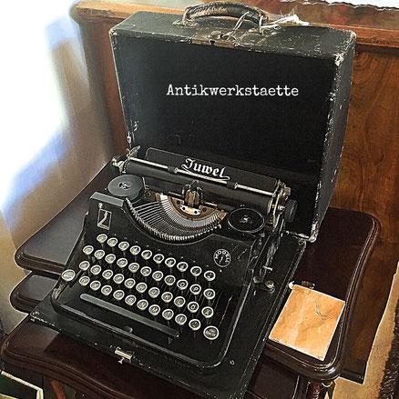 タイプライター Juwel