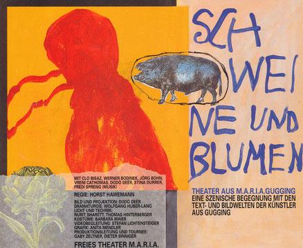 Schweine und Blumen  (1995)