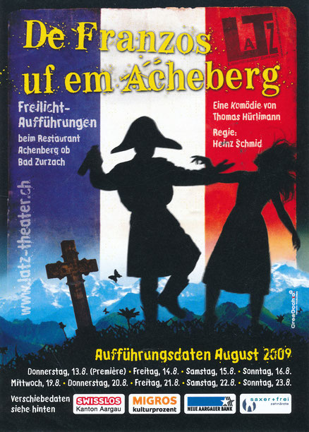 De Franzos uf em Acheberg (2009)