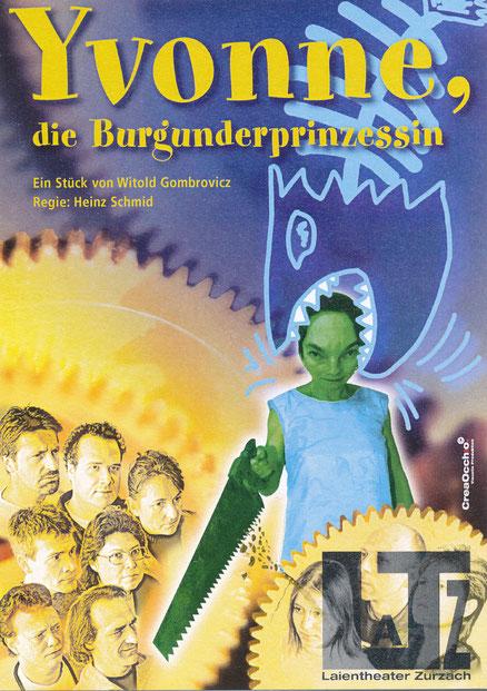 Yvonne, die Burgunderprinzessin (2001)